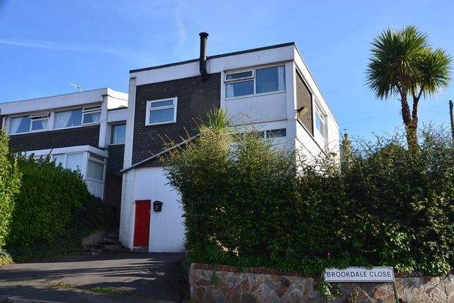 Thumbnail Mews house for sale in Brookdale Close, Cudhill, Brixham