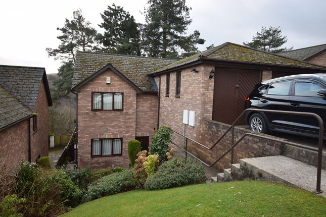 Thumbnail Detached house for sale in Pine Gardens, Tranch, Pontypool