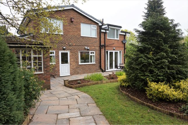 Thumbnail Detached house for sale in Sealand Close, Thornaby, Stockton-On-Tees