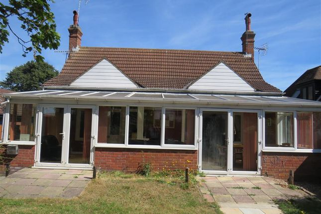 Thumbnail Detached bungalow for sale in Park Road, Gorleston, Great Yarmouth