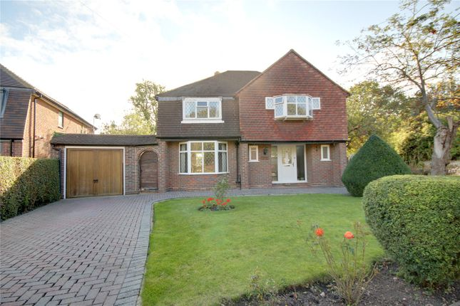 4 bed detached house for sale in Abbey Gardens, Chertsey, Surrey