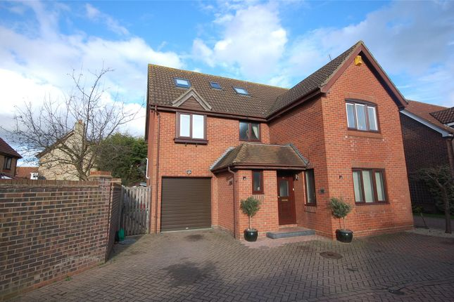 Thumbnail Detached house for sale in Gladden Fields, South Woodham Ferrers, Essex