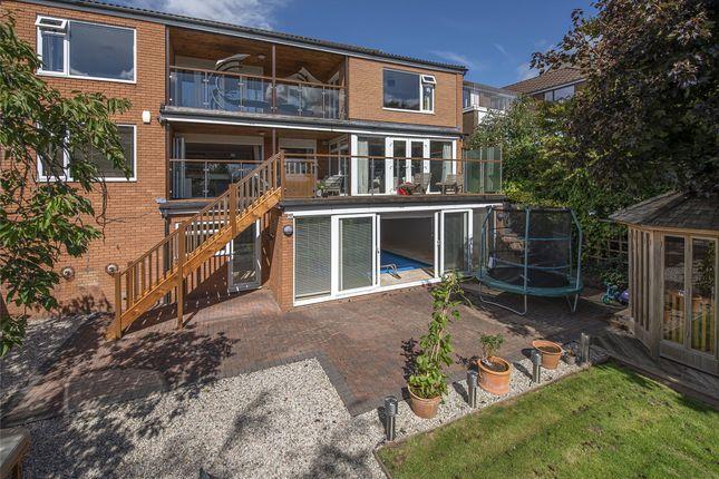 Thumbnail Detached house for sale in Kempes Close, Long Ashton, Bristol