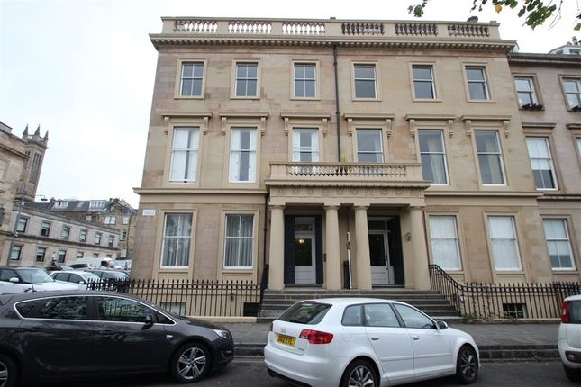 Thumbnail Flat to rent in Woodside Terrace, Glasgow