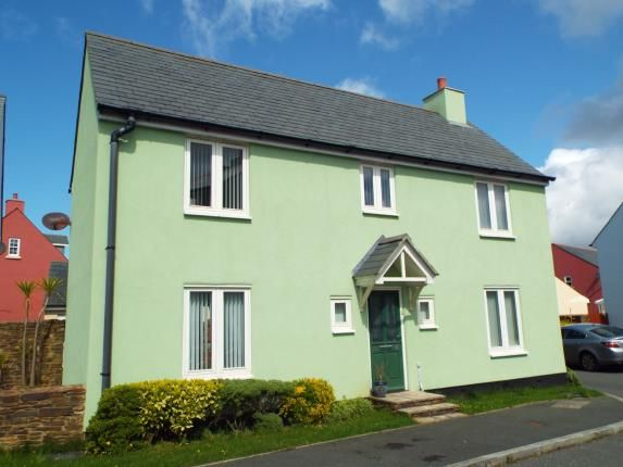 Thumbnail Detached house for sale in Staddiscombe, Plymouth