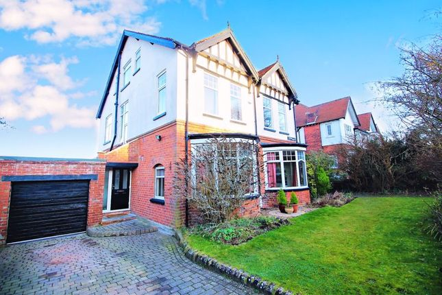 Thumbnail Detached house for sale in Filey Road, Scarborough