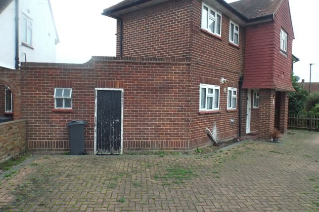 Thumbnail Semi-detached house to rent in Bridlepath Way, Feltham