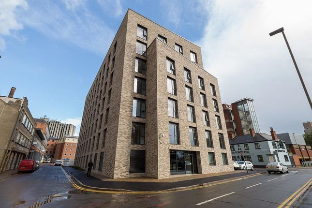 1 bed flat for sale in Leicester Student Investment, Leicester, 7Dh, Leicester
