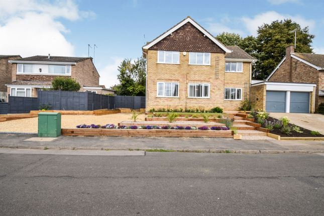 Thumbnail Detached house for sale in Arden Way, Market Harborough