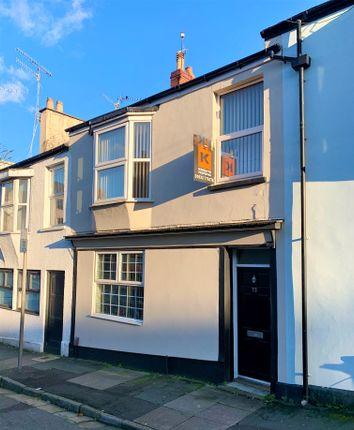 Thumbnail Terraced house for sale in Blewitt Street, Newport