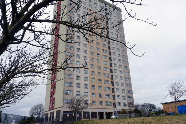Thumbnail Flat for sale in Clyde Tower, St. Leonards, East Kilbride