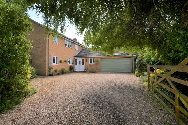 Thumbnail Detached house for sale in Hall Orchards, Middleton, Kings Lynn