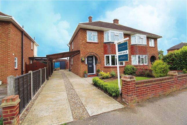 3 bed semi-detached house for sale in Magazine Farm Way, Colchester