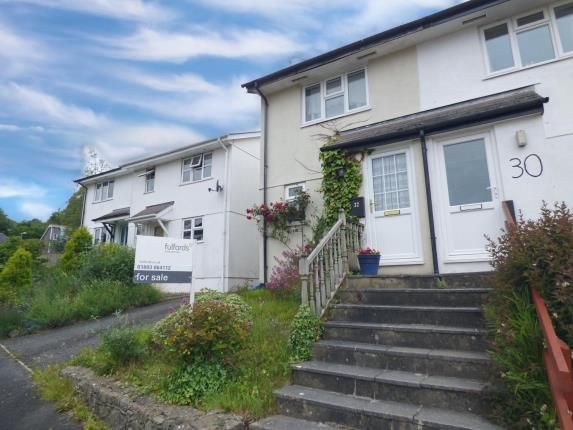 Thumbnail Semi-detached house for sale in Punchards Down, Totnes