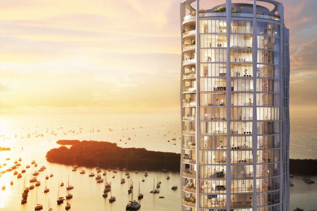 Thumbnail Property for sale in One Park Grove, South Bayshore Drive, Coconut Grove, Miami, Usa