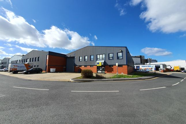 Thumbnail Light industrial to let in Albion Close, Newtown Business Park, Parkstone, Poole