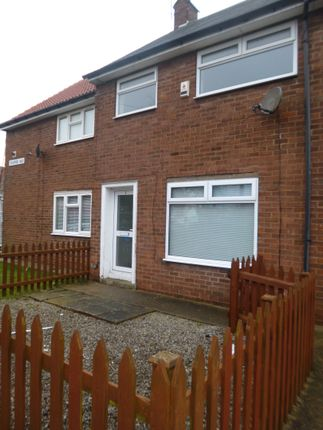 Thumbnail End terrace house to rent in Stratford Walk, Hull