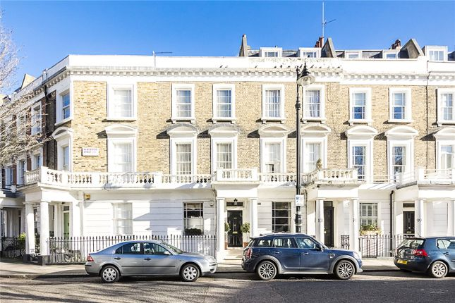 5 bed terraced house for sale in Winchester Street, London