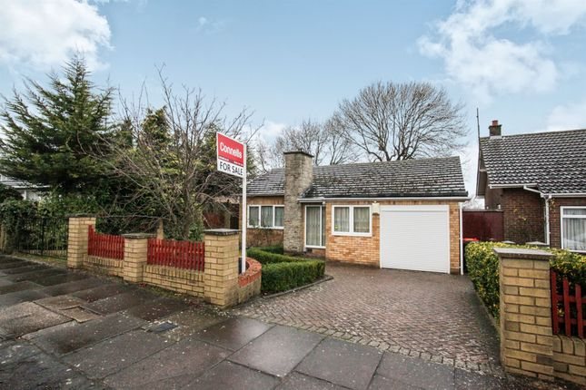 Thumbnail Detached bungalow for sale in Furness Avenue, Dunstable