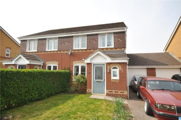 Front of Wimborne Close, Beggarwood, Basingstoke RG22