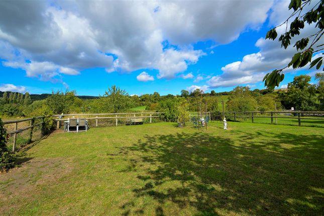 ## Rear Garden. of West Barn, Great Cossington Farm, Aylesford ME20