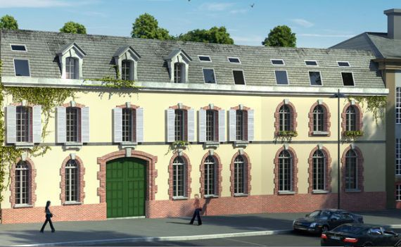 Thumbnail Office for sale in 51100, Reims, France