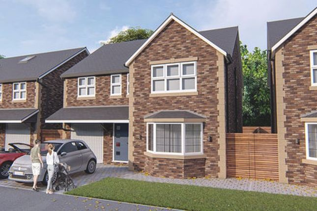 Thumbnail Detached house for sale in Hunters Court, Stalybridge