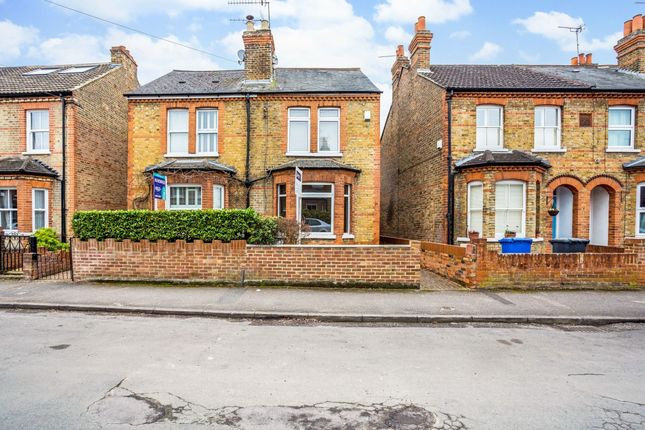 Thumbnail Semi-detached house to rent in Springfield Road, Windsor