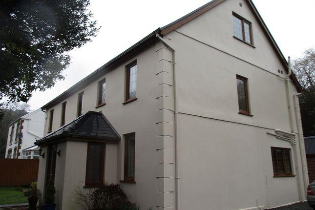 Thumbnail Detached house for sale in Efail Fach, Pontrhydyfen, Port Talbot, Neath Port Talbot.
