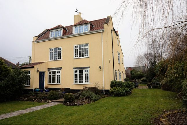 Thumbnail Detached house for sale in The Nook, Leicester