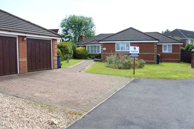 Thumbnail Detached bungalow for sale in Swallowfields, Gillingham