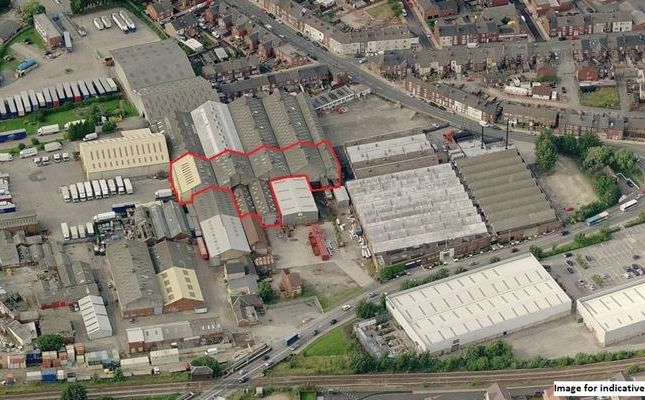 Light industrial to let in Units 12 - 14, Methley Road, Castleford