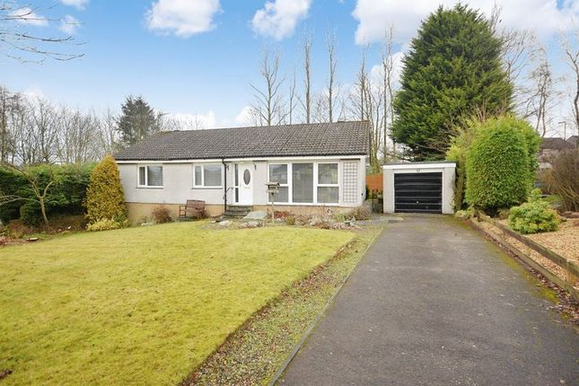 Thumbnail Detached bungalow for sale in Rosemount Crescent, Newcastle, Glenrothes