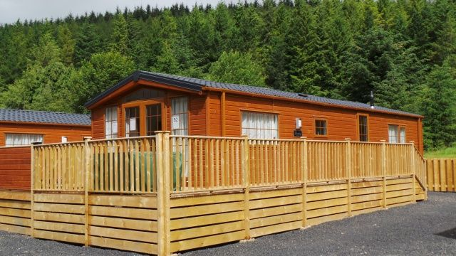 2 bed property for sale in Locksley Glendevon Country Park, Clackmannanshire