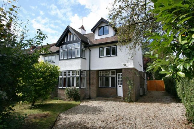 Thumbnail Detached house to rent in Storeys Way, Cambridge