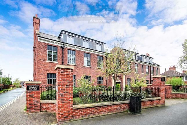 Thumbnail Flat for sale in Avalon Court, Newport, Lincoln