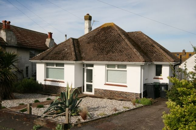 Thumbnail Detached bungalow to rent in The Park, Rottingdean, Brighton