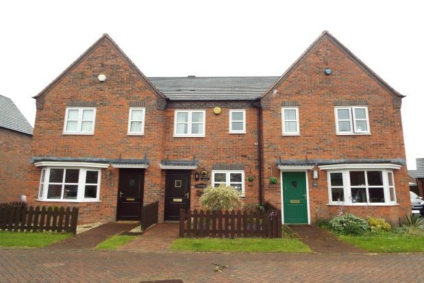 Thumbnail Property to rent in Gillespie Close, Fradley