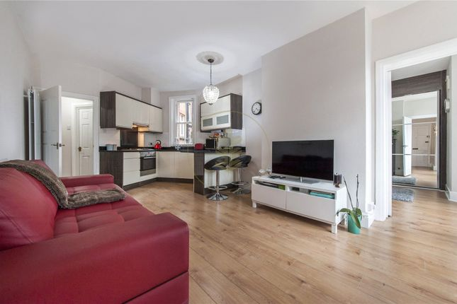 Thumbnail Property for sale in Burgess Park Mansions, West Hampstead, London