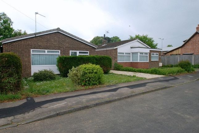 Thumbnail Bungalow to rent in St. Clements Way, Brundall, Norwich