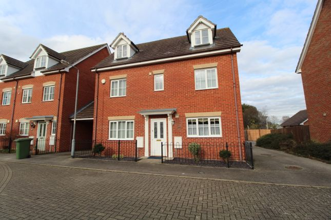 Thumbnail Detached house to rent in Richard Easten Road, Thetford