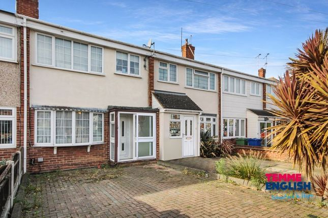 3 bed terraced house for sale in Third Avenue, Corringham, Stanford-Le-Hope SS17