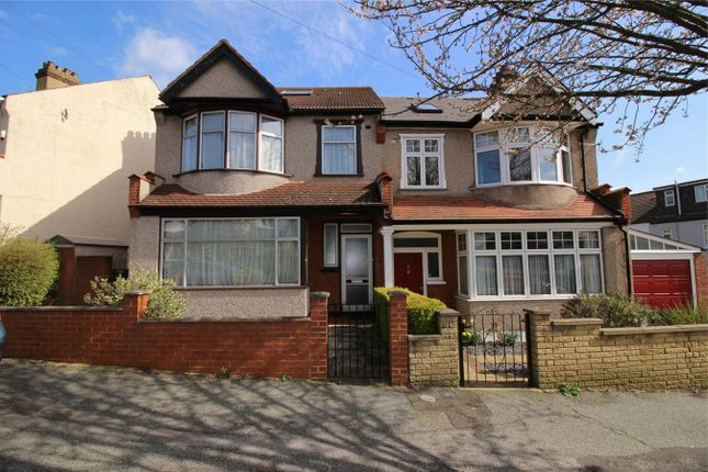 Thumbnail Semi-detached house for sale in Chesham Crescent, Penge, London