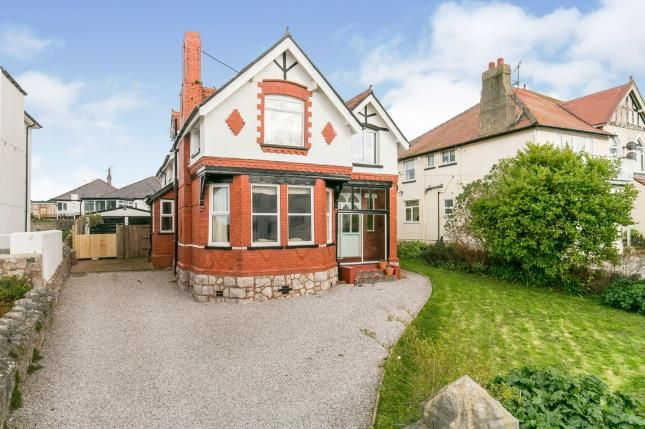 Thumbnail Detached house for sale in Abbey Road, Rhos On Sea, Colwyn Bay, Conwy