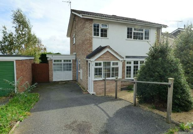Thumbnail Detached house for sale in Walnut Crescent, Malvern