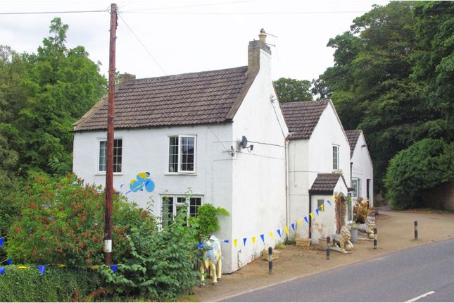 Thumbnail Detached house for sale in Leyburn Road, Crakehall, Bedale