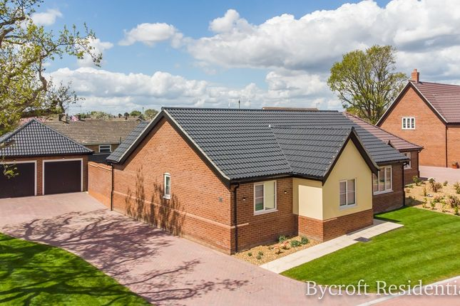 3 bed detached bungalow for sale in Common Road, Hemsby, Great Yarmouth NR29