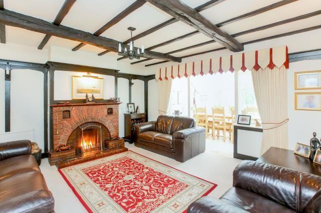 Family Room of Brookledge Lane, Adlington, Macclesfield, Cheshire SK10