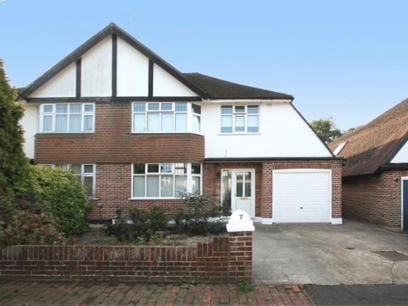 Thumbnail Semi-detached house for sale in St. Johns Park, Tunbridge Wells, Kent