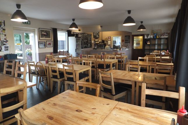 Thumbnail Restaurant/cafe for sale in A623, Buxton